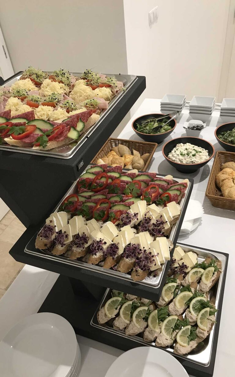 D50 catering
